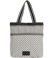 Lala Berlin Shopper - Carmela - Offwhite/Black