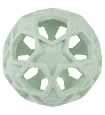 Hevea Star Ball - Natural Rubber - Mint