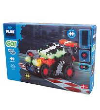 Plus-Plus Go! - Hot Rod - 240 pcs
