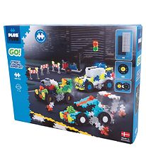 Plus-Plus Go! - Street Racing Super Set - 900 pcs
