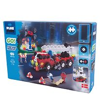 Plus-Plus Go! - Fire And Rescue - 500 pcs
