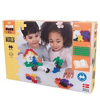 Plus-Plus Big - Learn To Build - 60 Pcs