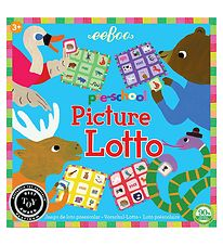 Eeboo Game - Picture Lotto