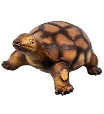 Green Rubber Toys Animals - 23 cm - Turtle