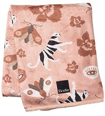 Elodie Details Blanket - 75x100 - Velour - Midnight Eye