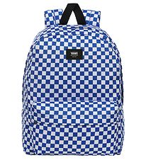 Vans Backpack - White/Blue