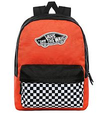Vans Backpack - Red/Black
