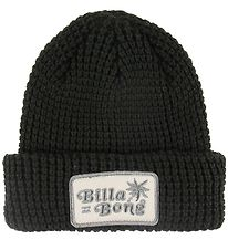 Billabong Hat - Knitted - Walled - Black