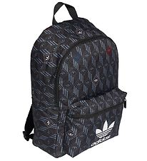 adidas Originals Backpack - Black w. Logos