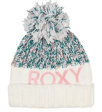 Roxy Hat - Double Layer - Knitted - Alyeska - Bright White