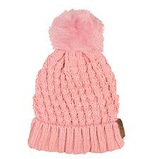 Roxy Hat - Double Layer - Knitted - Blizzard - Powder Pink