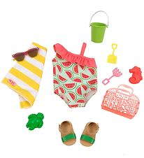 Our Generation Doll Clothing - Swimsuit w. Accesories