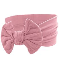 Bows By Stær Headband - Astrid - Rose w. Bow