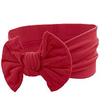 Bows By Stær Headband - Astrid - Red w. Bow