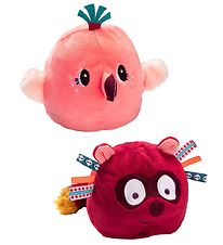 Lilliputiens Soft Toy - Reversible - Georges