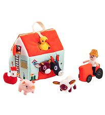 Lilliputiens Activity Toys - My First Farm