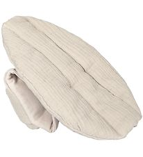 That's Mine Nursing Pillow - Comfy Me - Feather Grey