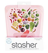 Stasher Storage Bag - Half Gallon - 1,92 l - Rose Quartz