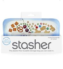 Stasher Storage Bag - Snack - 293,5 ml - Topaz