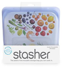 Stasher Storage Bag - Medium - 450 ml - Amethyst