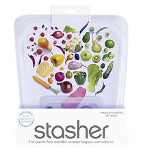 Stasher Storage Bag - Half Gallon - 1,92 l - Amethyst