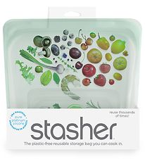 Stasher Storage Bag - Medium - 450 ml - Sky