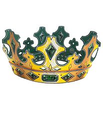 Liontouch Costume - Kingmaker Crown - Green