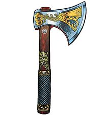 Liontouch Costume - Viking Axe - Red