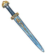 Liontouch Costume - Viking Sword - Blue