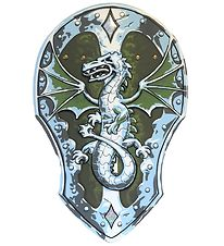 Liontouch Costume - Dragon Shield - Green