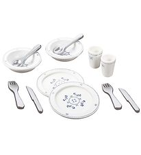 MaMaMeMo Dinner Set - Royal - Wood