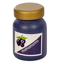 MaMaMeMo Play Food - Wood - Blueberry Jam