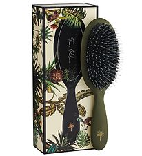 Fan Palm Hairbrush - Medium - Jungle