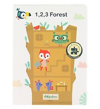 Lilliputiens Activity Book - 1,2,3 Forest