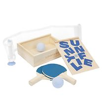 SunnyLife Travel Game - Table Tennis - Wood