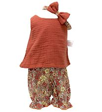Mini Mommy Doll Clothing - 42-46 cm - Spencer set - Coral Red