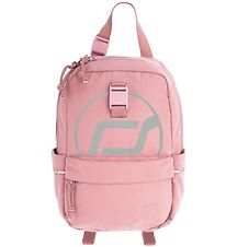 Scoot and Ride Backpack - Rose w. Reflective detail