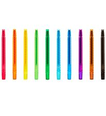 Ooly Colouring Pencils - Yummy-Yummy - 10-pack - Multicoloured w