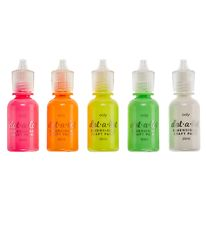 Ooly Paint - 5x30 ml - Dot-a-Lot - 5-pack - Neon