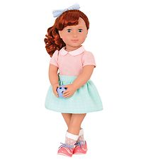 Our Generation Retro Doll - 46 cm - Kaye