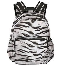 Molo Backpack - White Tiger
