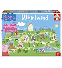Educa Board Games - Whirlwind - Peppa Pig and Friends