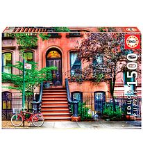Educa Puzzle - 1500 Pieces - Greenwich Village, New York