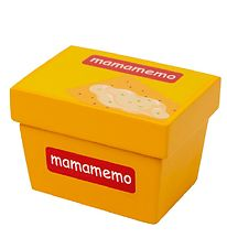 MaMaMeMo Play Food - Wood - Cream cheese