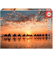 Educa Puzzle - 1000 Pieces - Cable Beach, Australia