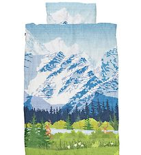 SNURK Duvet Cover - Adult - Across The Alps