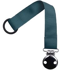 Little Wonders Dummy Clip - Military Blue