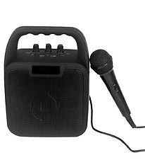 Celly Speaker with Microphone - Wireless - Party - Black