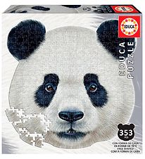 Educa Puzzle - 353 Pieces - Panda Head