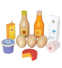 Hape Play Food - 10 parts - Breakfast